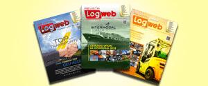 Assine a Revista Logweb