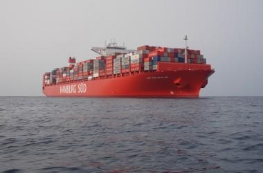 Cap San Nicolas beim Bootsmanöver