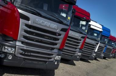 caminhões-scania