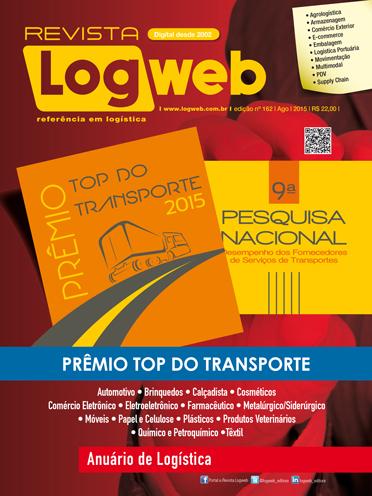 Revista Logweb Edição 162