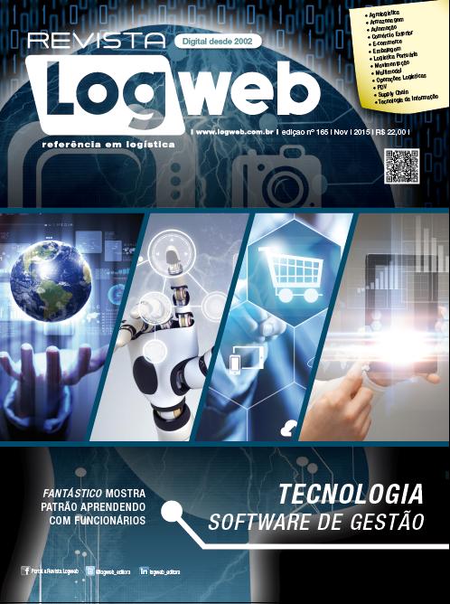 Revista Logweb Edição 165