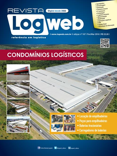 Revista Logweb Edição 167