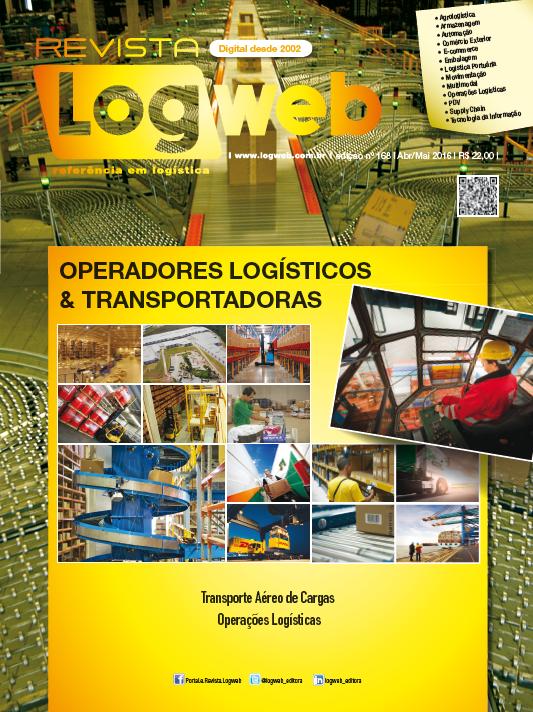 Revista Logweb Edição 168
