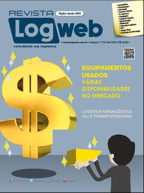 Revista Logweb Edição 173