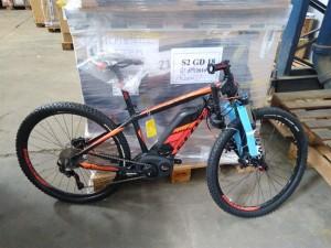 Lote 86 bicicleta elétrica