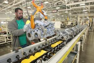 Chrysler Trenton Engine Plant, Trenton, Michigan