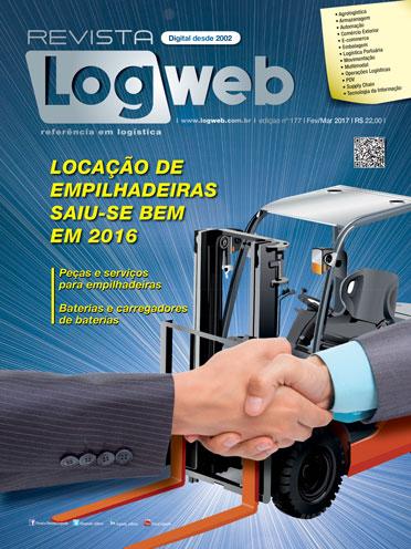 Revista Logweb Edição Edição 177 – Fevereiro/Março 2017