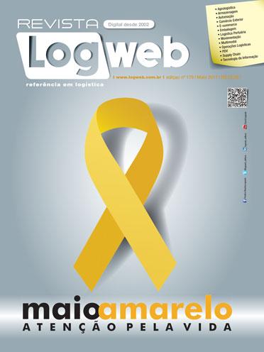 Revista Logweb Edição Edição 179 – Maio 2017