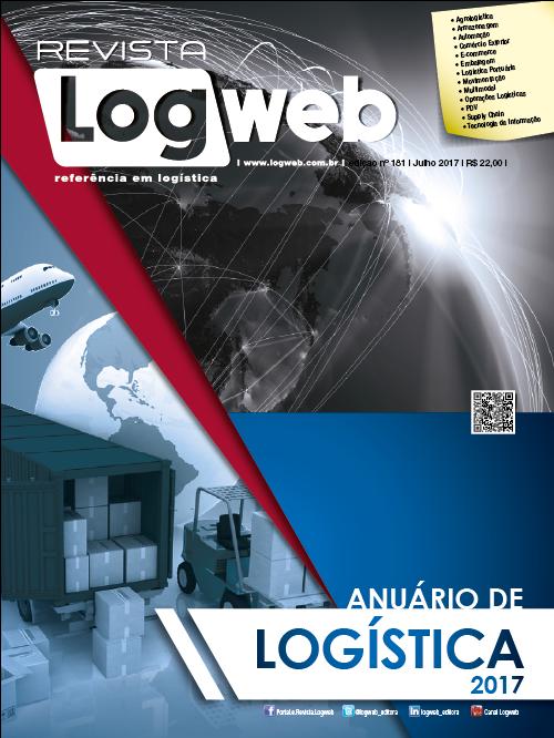 Revista Logweb Edição Edição 181 – Julho 2017