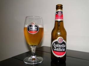cerveja estrêlla galícia