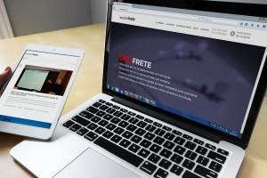 novo site GKO FRETE