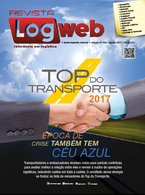 Revista Logweb Edição Edição 182 – Agosto 2017