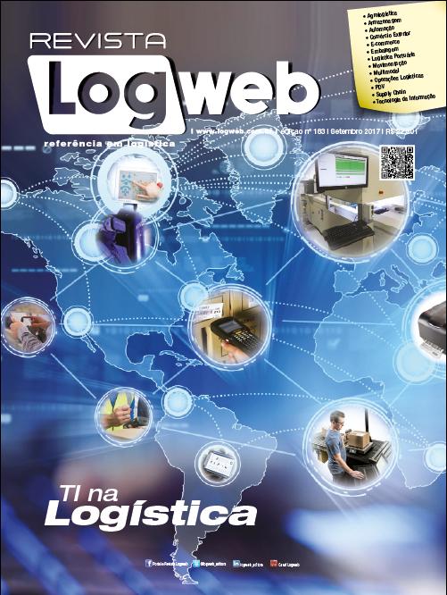Revista Logweb Edição Edição 183 – Setembro 2017