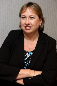 CEO da DHL Global Forwarding, Cindy Haring