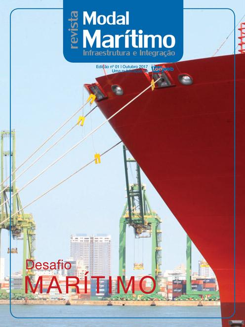 Revista Logweb Edição Revista Modal Marítimo – Edição 1 – Outubro 2017 Digital