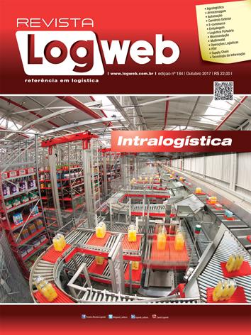 Revista Logweb Edição Edição 184 – Outubro 2017