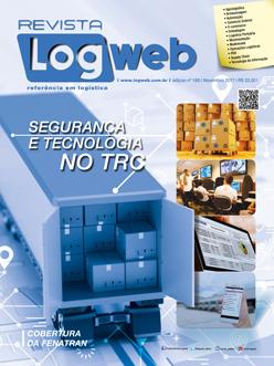 Revista Logweb Edição Edição 185 – Novembro 2017