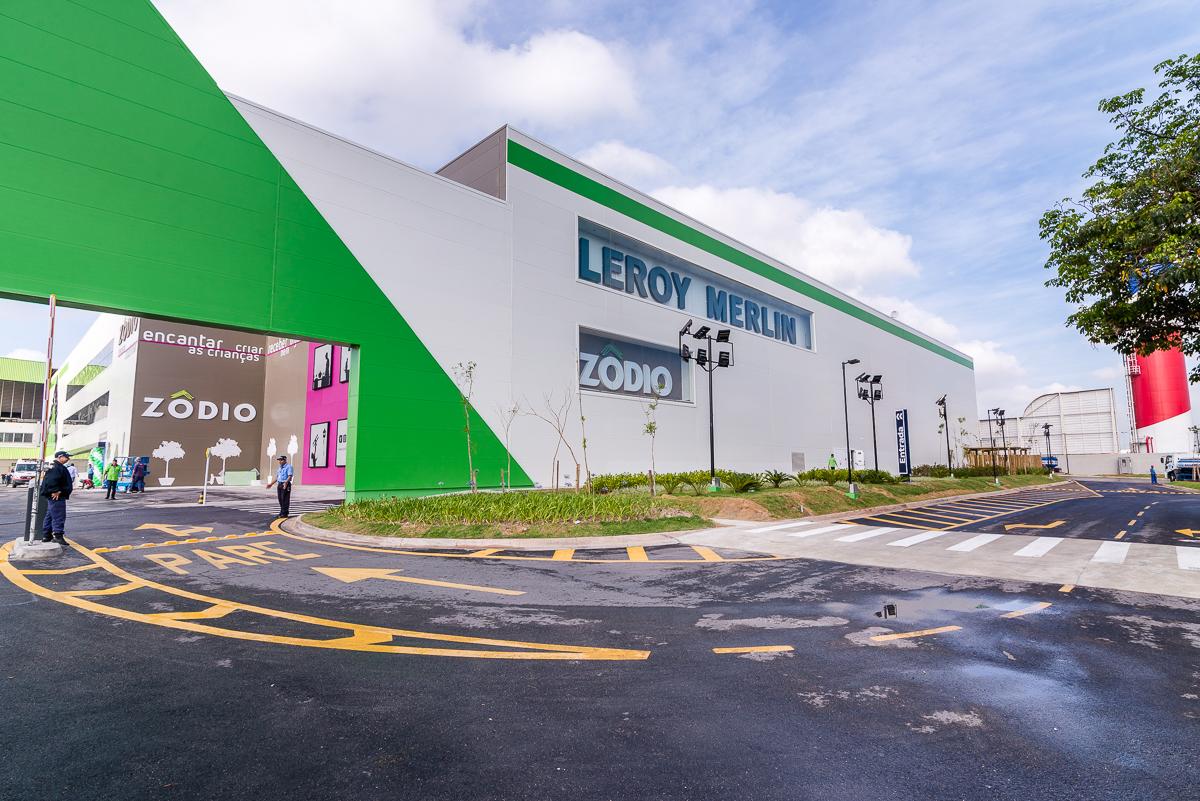 Leroy merlin inaugura megaloja na marginal tiet logweb not cias e informa es sobre - Lejas leroy merlin ...