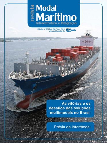 Revista Logweb Edição Revista Modal Marítimo – Edição 2 – Janeiro 2018