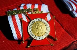 medalha jk