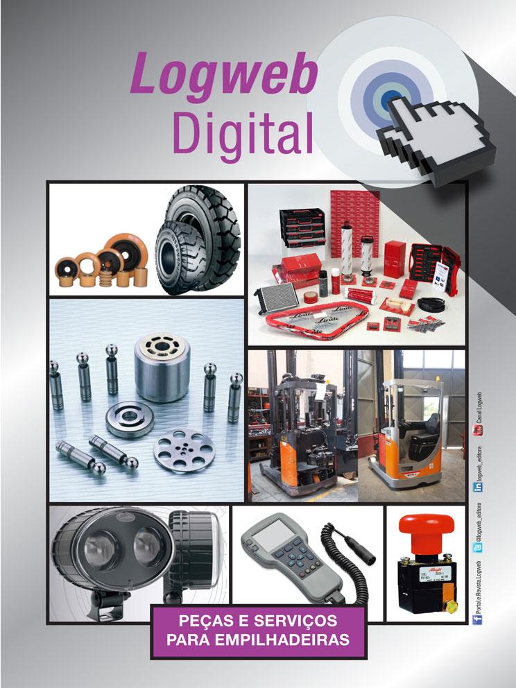 Revista Logweb Edição Logweb Digital – Março 2018