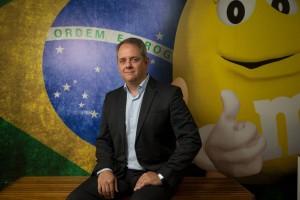 SAO PAULO - SP / 07.02.2018 / MARS DO BRASIL / ECONOMIA    Felipe Fonseca, presidente da area de chocolates e confeitos da Mars no Brasil. FOTO AMANDA PEROBELLI / ESTADAO