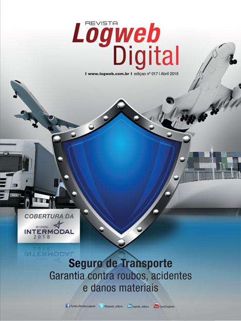Revista Logweb Edição Logweb Digital – Abril 2018