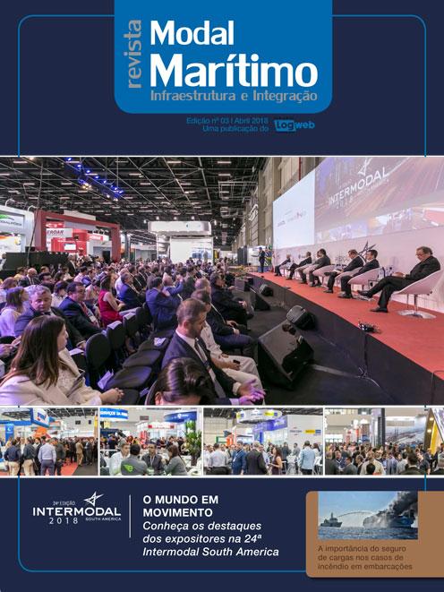 Revista Logweb Edição Revista Modal Marítimo – Edição 3 – Abril 2018