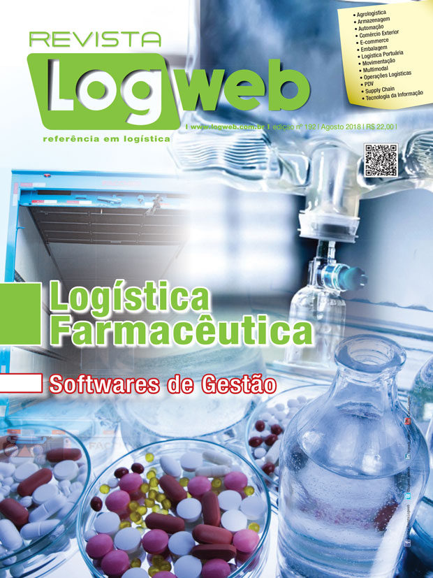 Revista Logweb Edição Edição 192 – Agosto 2018