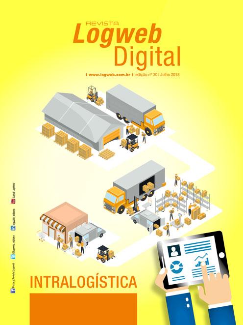 Revista Logweb Edição Edição 20 Digital – Agosto 2018