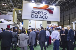 Porto do Açu - Estande - Rio O&G 2018