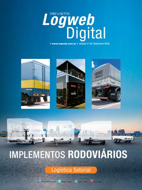 Revista Logweb Edição Edição 22 Digital – Setembro 2018