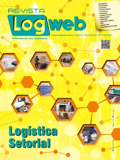 Revista Logweb Edição Edição 193 – Setembro 2018
