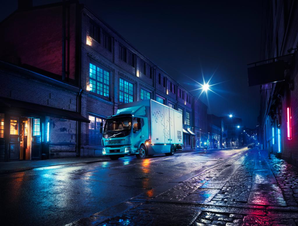 Volvo Trucks apresenta no IAA 2018 sua visão de futuro para soluções de transporte