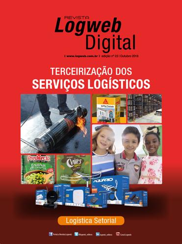 Revista Logweb Edição Edição 23 Digital – Outubro 2018
