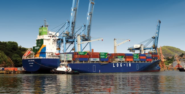 Log-In mostra vantagens da cabotagem na Logistique 2018