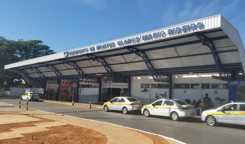 Infraero concederá área para exploração comercial de terminal de carga no Aeroporto de Montes Claros