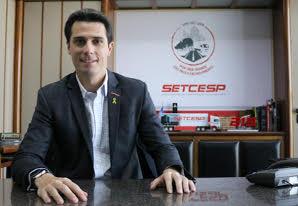 Presidente do SETCESP é candidato a reeleição