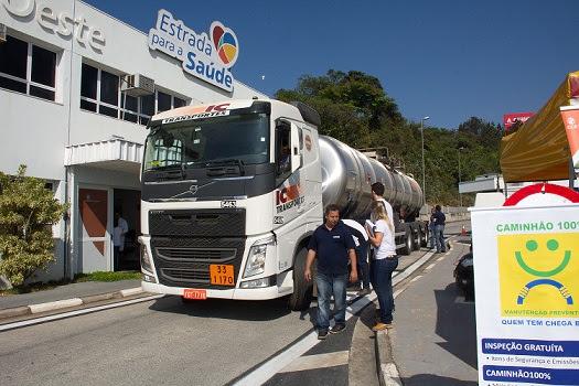 Caminhão 100% acontece dias 21 e 22 de novembro na Castello Branco