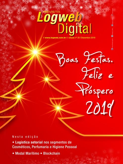 Revista Logweb Edição Edição 25 Digital – Dezembro 2018
