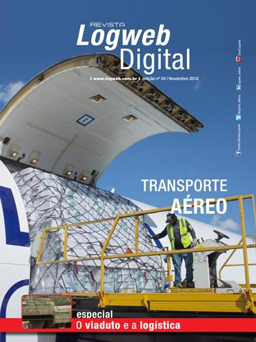 Revista Logweb Edição Edição 24 Digital – Novembro 2018