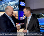 Volkswagen AG e Ford Motor Company iniciam Aliança Global