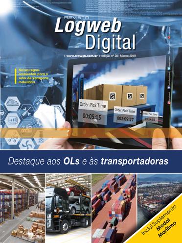 Revista Logweb Edição Edição 28 Digital – Março 2019
