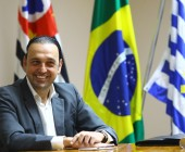 Felício Ramuth, prefeito de São José dos Campos, destaca o potencial logístico da região