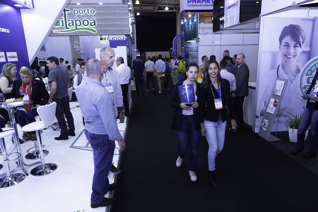 FIESC confirma apoio institucional à Logistique 2019
