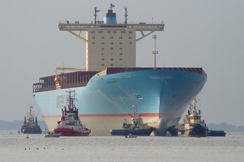 Maersk lança serviço de logística integrada para o Brasil, Argentina e Uruguai