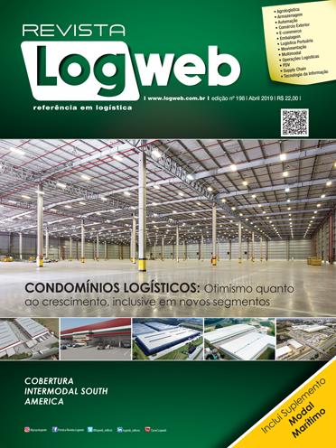 Revista Logweb Edição Edição 198 – Abril 2019
