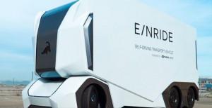 caminhões autonomos