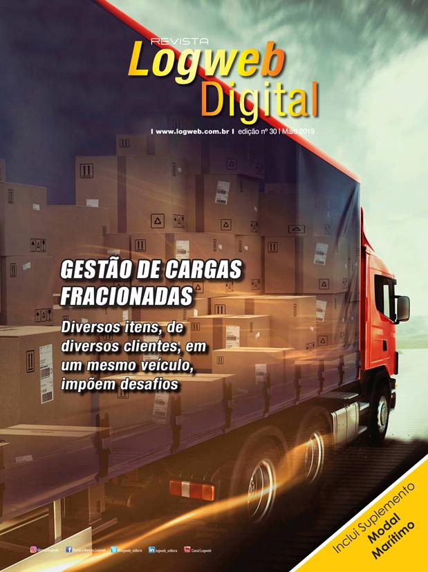 Revista Logweb Edição Edição 30 Digital – Maio 2019