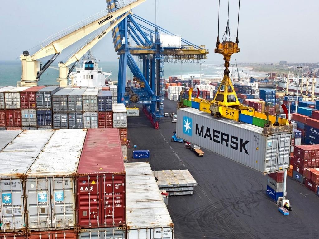 A.P. Moller – Maersk planeja acelerar crescimento em serviços e logística por meio de integração com APM Terminals